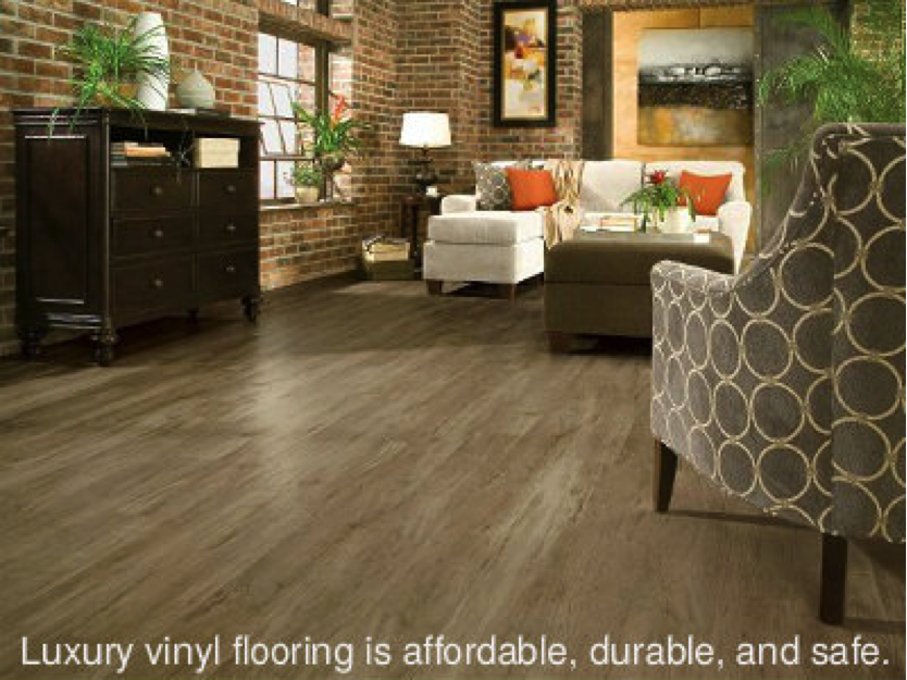 Luxury Vinyl vs. Laminate What's the Difference