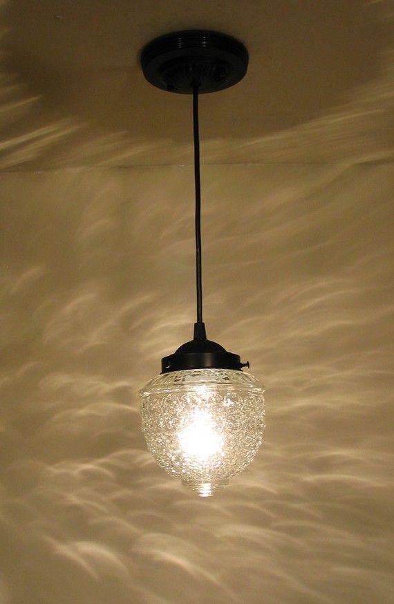 Island Falls Ii Clear Gl Pendant Lighting Ceiling