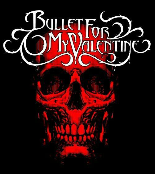 Bullet For My Valentine Bandas De Rock Bandas Bandas De Rock Metal
