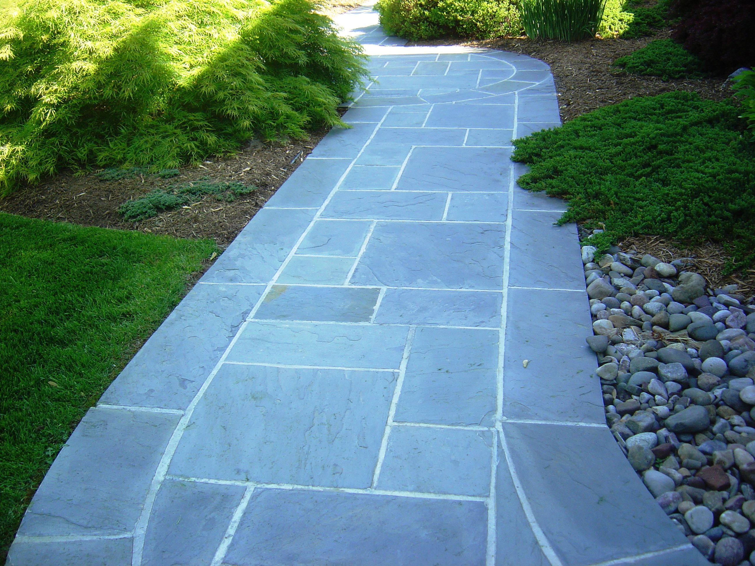 Flagstone Patio Designs Northern Virginia   Custom Pavers .