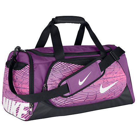 Nike Small Duffle Bag, Nike Duffle Bag, Duffel Bag, Track Bag, Purple. Visit 8cd26efad6