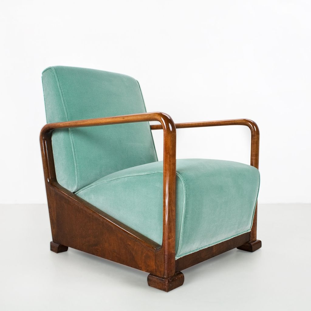 Image result for art deco armchair | Art deco chair ...