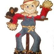 I am Scarecrow - via @Craftsy