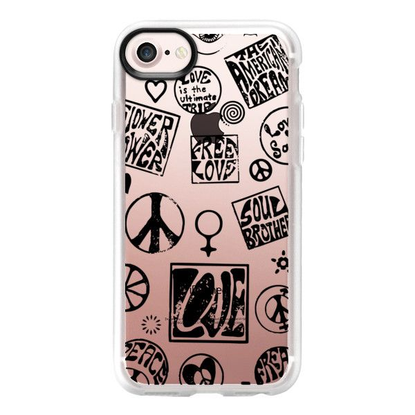 Retro Summer Festival - iPhone 7 Case And Cover ($40) ❤ liked on Polyvore featuring accessories, tech accessories, iphone case, retro iphone case, apple iphone case, iphone cover case, clear iphone case and iphone cases