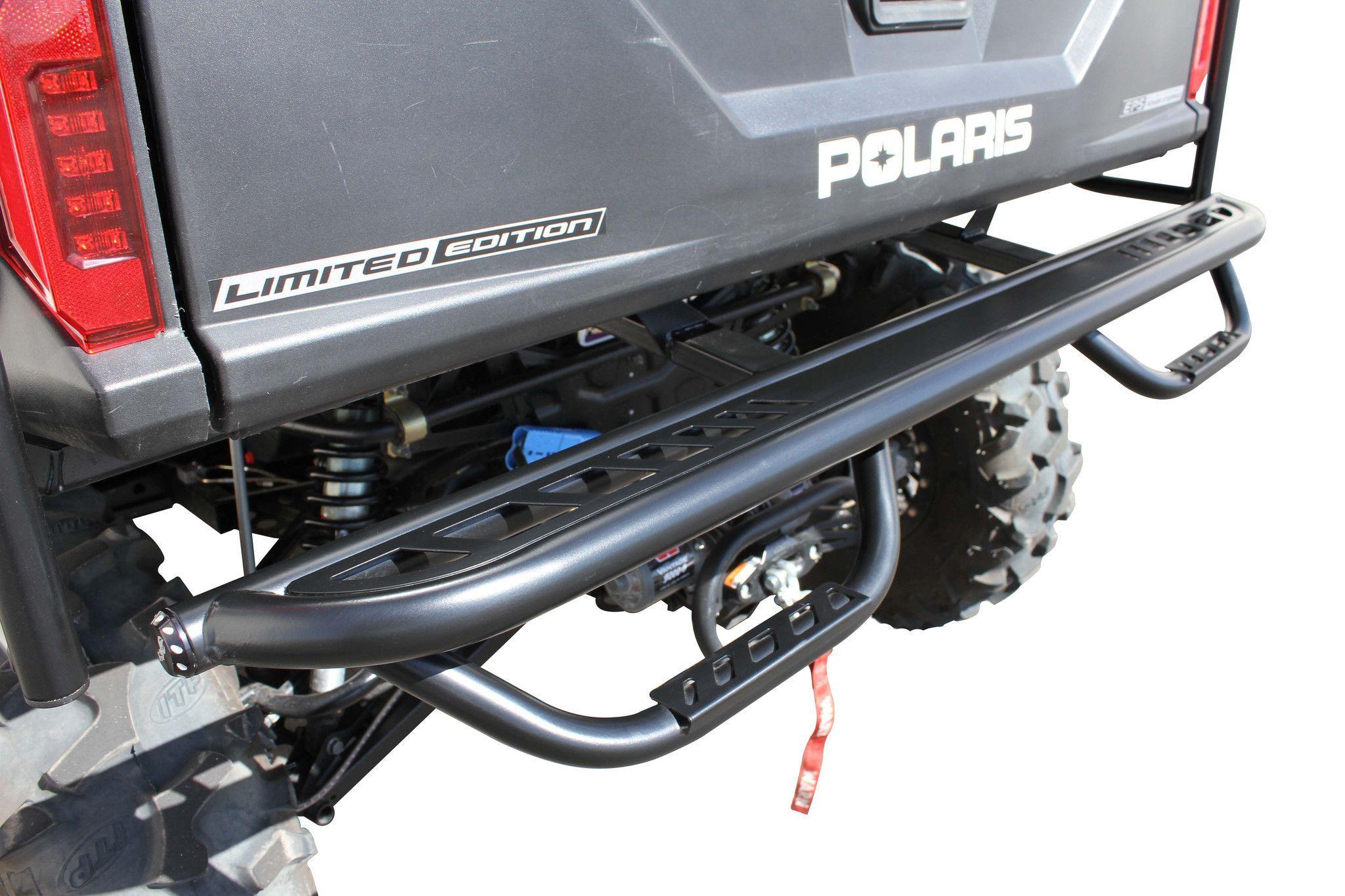 Readyforce Stepup Rear Bumper For Full Size Ranger And Crew With Images Polaris Ranger Ranger Polaris Ranger Crew