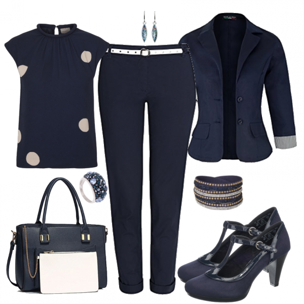 Photo of Classic Outfit  – Business Outfits  bei FrauenOutfits.de