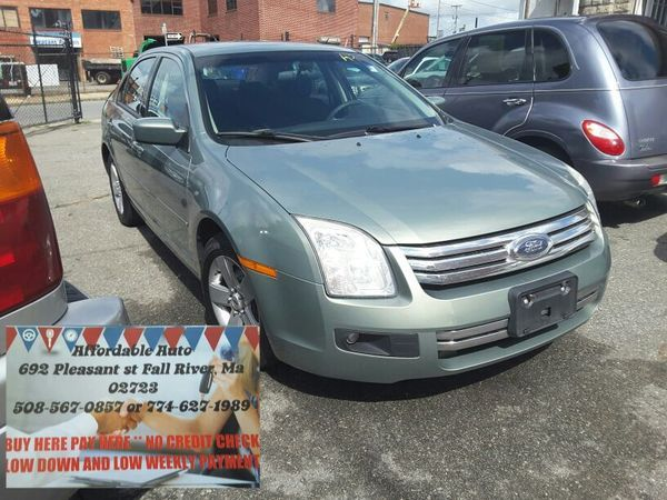 Fall River Ford >> Ford Fusion 2008 For Sale In Fall River Ma Affordable