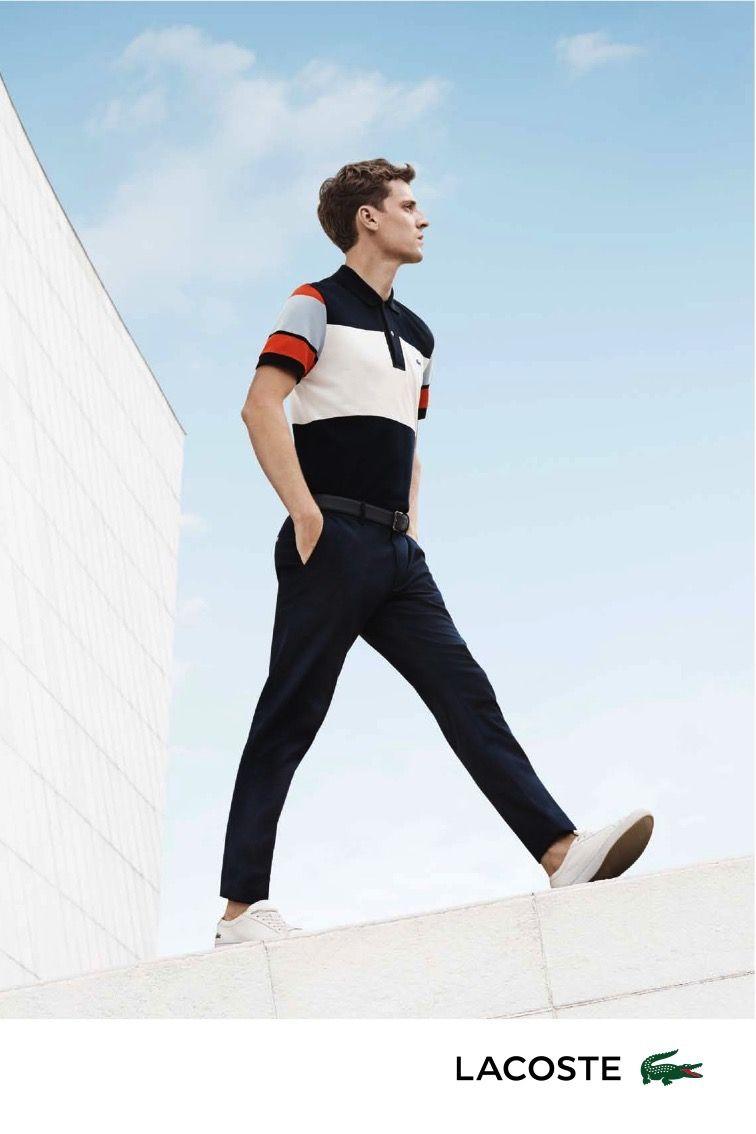 9ba93f96e Lacoste campaign Vogue Fashion