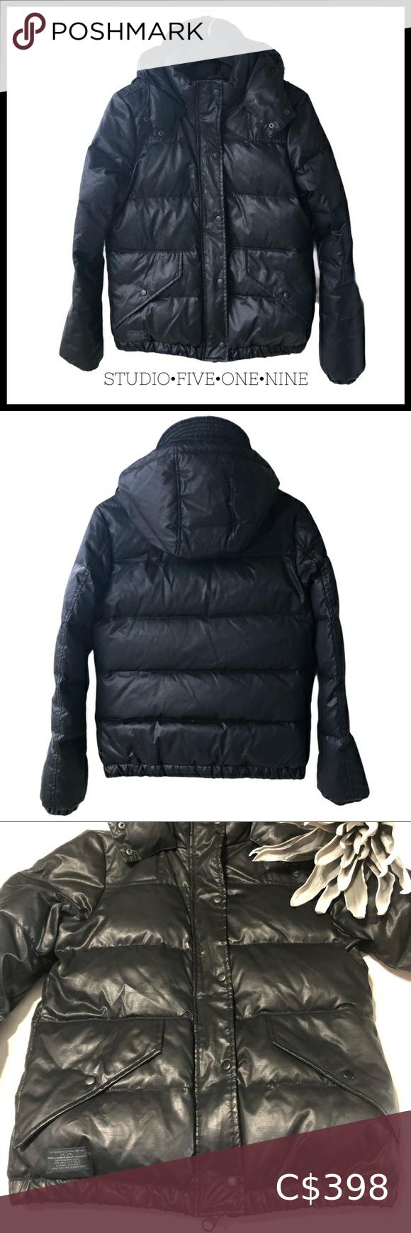 Allsaints Discrete Puffer Jacket Hooded Jacket Jackets Puffer Jackets [ 1740 x 580 Pixel ]