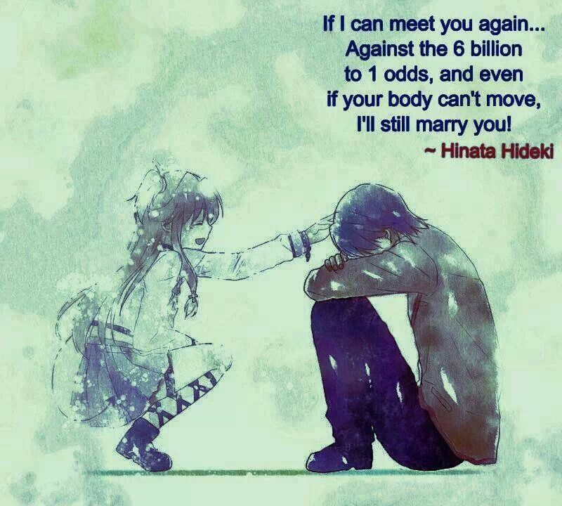 It did make me cry that episode of angel beats really good it touch my heart thanx for such a good anime story