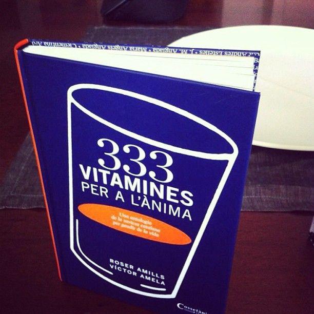 Foto | Ja tens #333vitamines per a l'ànima? ;)) - Roser Amills