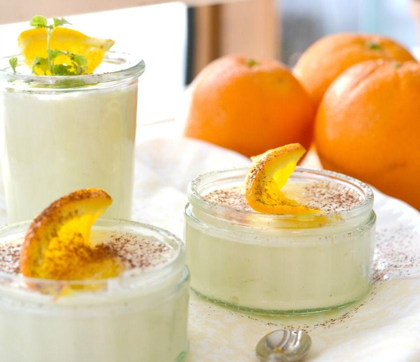 Photo of Rezept: Locker leichtes Orangenmousse. | Sylvis Lifestyle