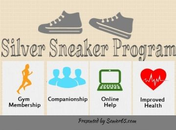The Silver Sneaker program offered