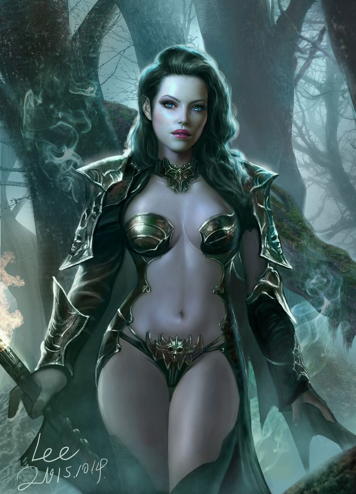 Final, sorry, Legend of cryptids dark queen guinevere idea