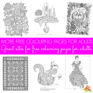More great free colouring pages for adults | Adult coloring, Air ...
