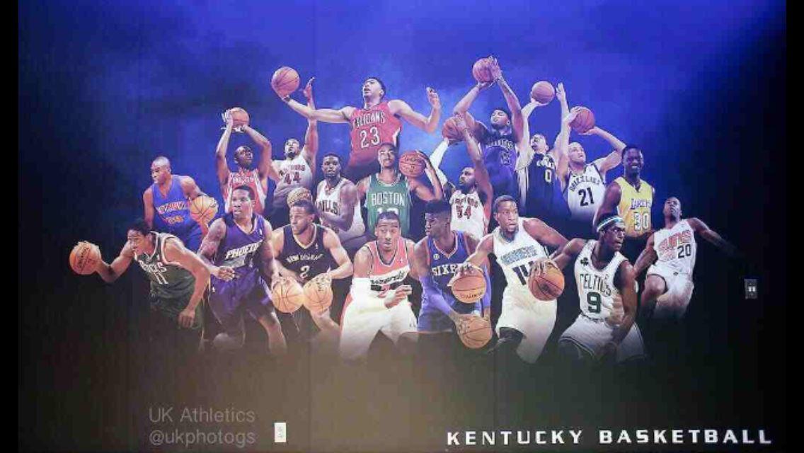 Kentucky players in the nba kentucky basketball