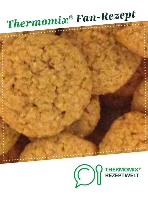 Oatmeal biscuits with honey and cinnamon -  Oatmeal biscuits with honey and cinnamon from nu. A The