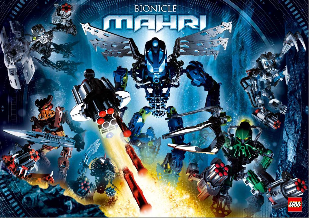 Toa Mahri Png Bionicle Lego Bionicle Legos