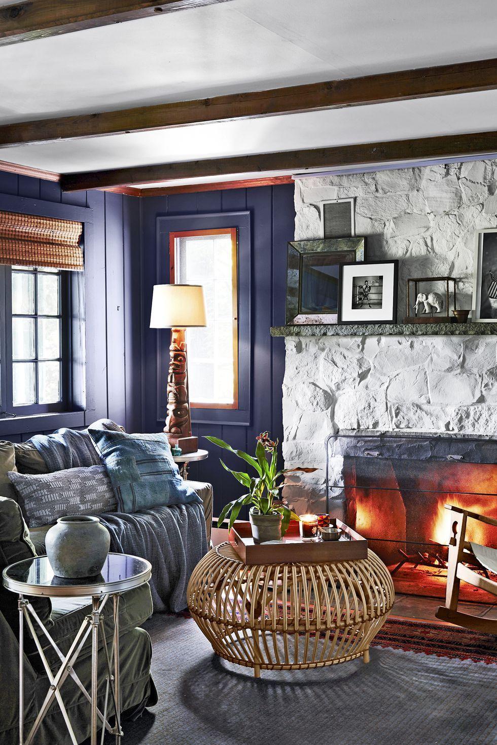 Take a peek inside danny seos tiny home small cabin decorating ideas