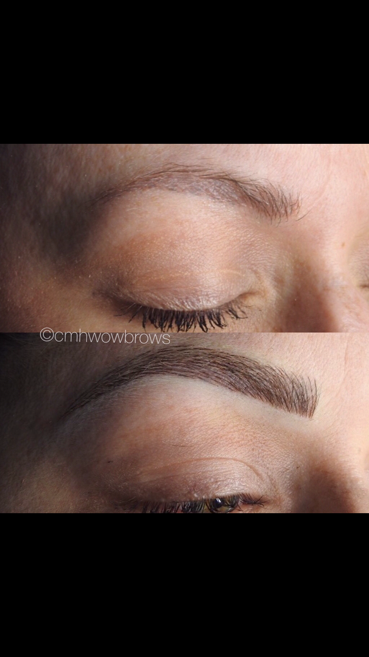 Hair Stroke Feather Touch Microbl Cmh Tayla Made Wow Brows