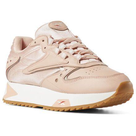 känsliga färger varm försäljning anländer Classic Leather ATI 90s Women's Shoes   Classic leather, Pink ...