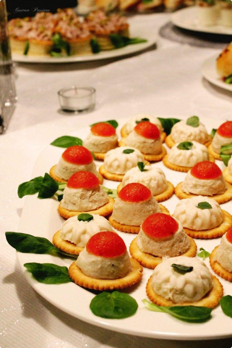 Antipasti Di Natale Montersino.Preparativi Per Una Cena Speciale Ricette Da Provare Finger