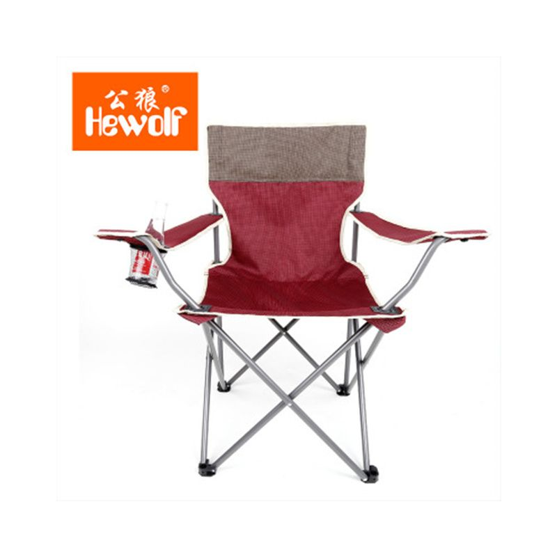 Charmant Outdoor Camping Fishing Chair Folding Portable Camping Fishing Chair Oxford  And Iron Pipe Camping Beach Fishing