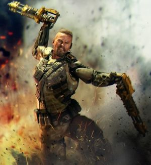 Donnie Ruin Walsh Call Of Duty Black Call Of Duty Black Ops
