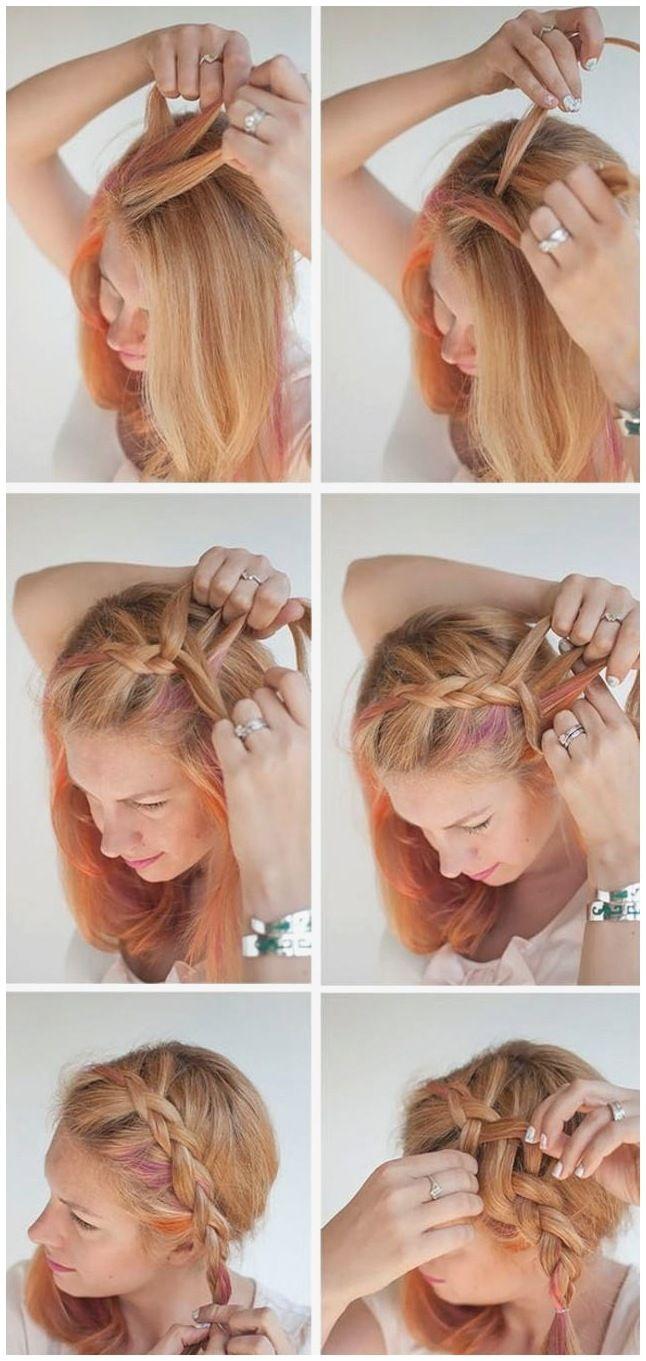 Dirndl Frisuren Mittellange Haare Anleitung Die Erstaunliche 27