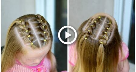 Front Pull Through Braids + How To Take Out Elastic Styles | Skyler Hairstyles Journal - Hair Beauty