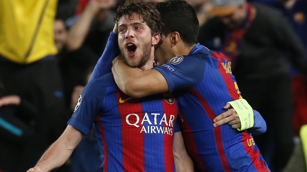 Most Latest Alexis Sanchez Manchester United Wallpapers Así narraron las radios el histórico gol de Sergi Roberto