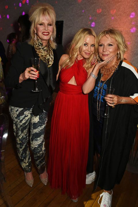 All The Pics From The Ab Fab Movie Premiere Uk Fashion Style