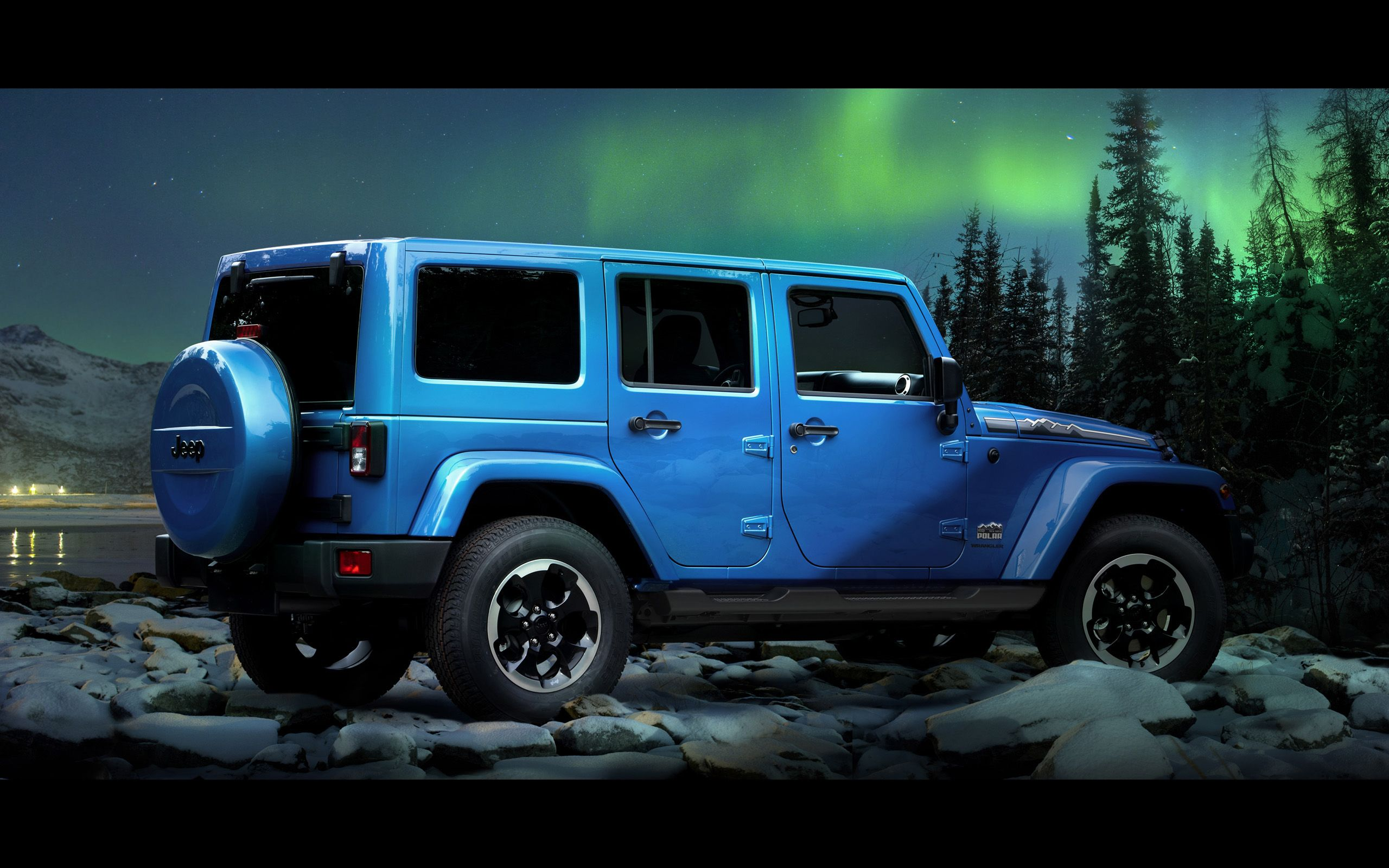 jeep wrangler polar special edition model debuts at the 2014 fra is hd wallpaper for desktop