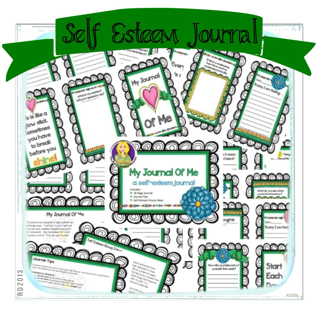 Super Cute For A Girl S Group My Journal Of Me Self
