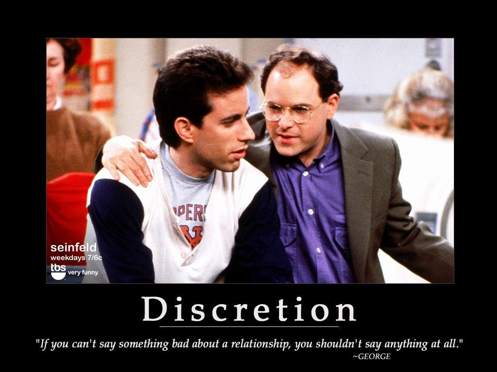 Seinfeld Quotes Seinfeld Quotes As Motivational Posters Seinfeld Seinfeldquotes