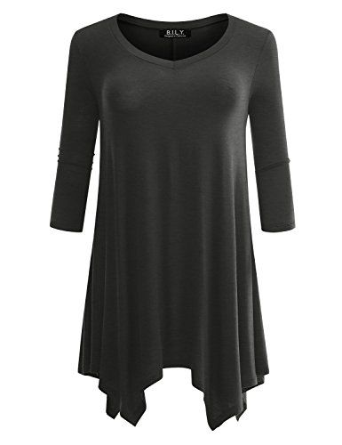 8db02de394c Pin by Leslie Tullis on Trying to find style... | Tunic tops for ...