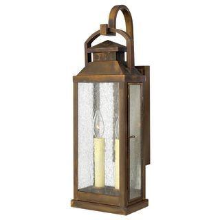 Hinkley Lighting 1184 Outdoor Wall Lantern Wall Lantern