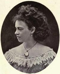 Sallie Holman (1849-1888), American opera singer