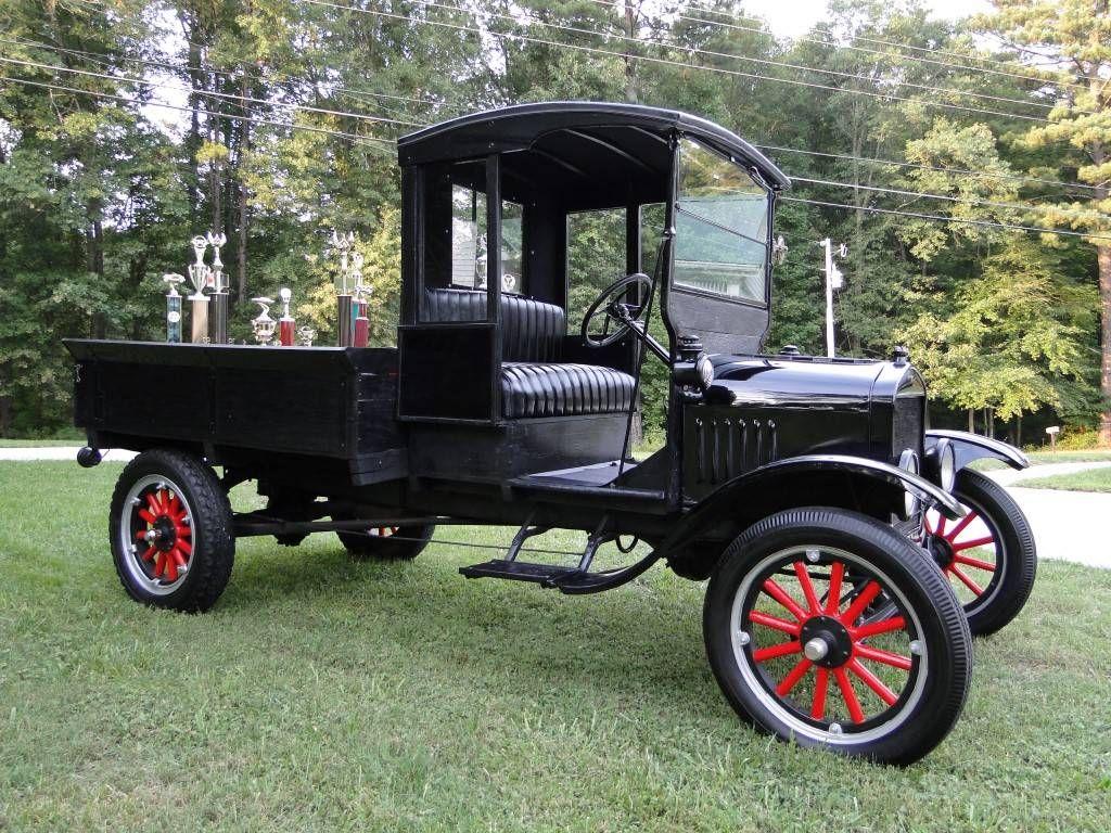 1924 Ford Model T C Cab Truck For Sale Hemmings Motor News
