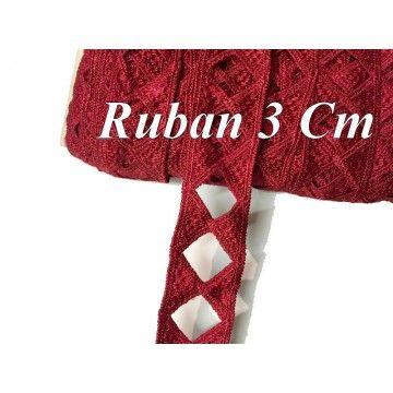 Galon ruban au mètre décorations intérieur, robes, customisations