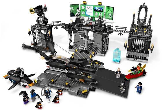5 Batman Lego Sets 7779 7780 7781 7782 7783 Complete W Instructions