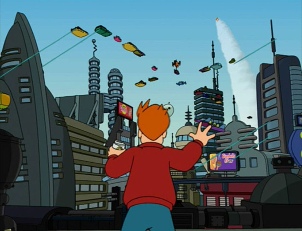 Why Futurama Was The Greatest Show About The Future Ever Aired | Popular Science