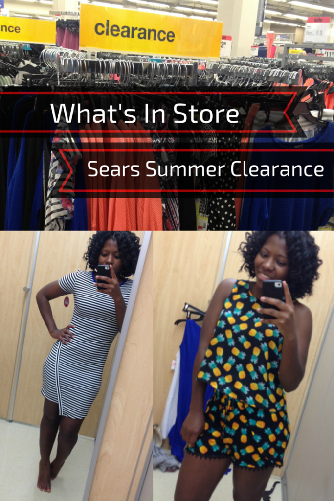 What S In Sears Summer Style You Ll Be Amazed At These Pieces