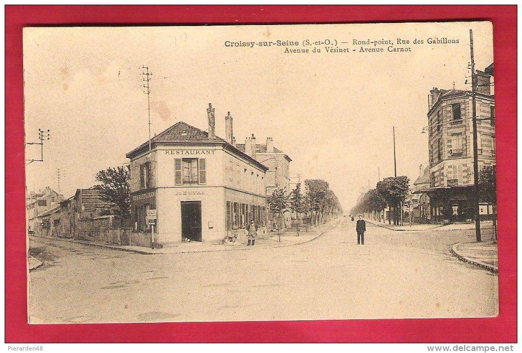 Cartes Postales > Europe > France > 78 Yvelines > Croissy-sur-Seine - Delcampe.fr | Carte ...
