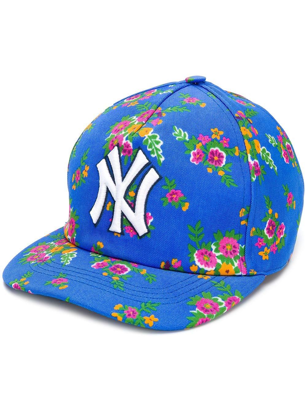 Gucci Ny Yankees Baseball Cap Farfetch Baseball Cap Gucci Yankees Baseball Cap