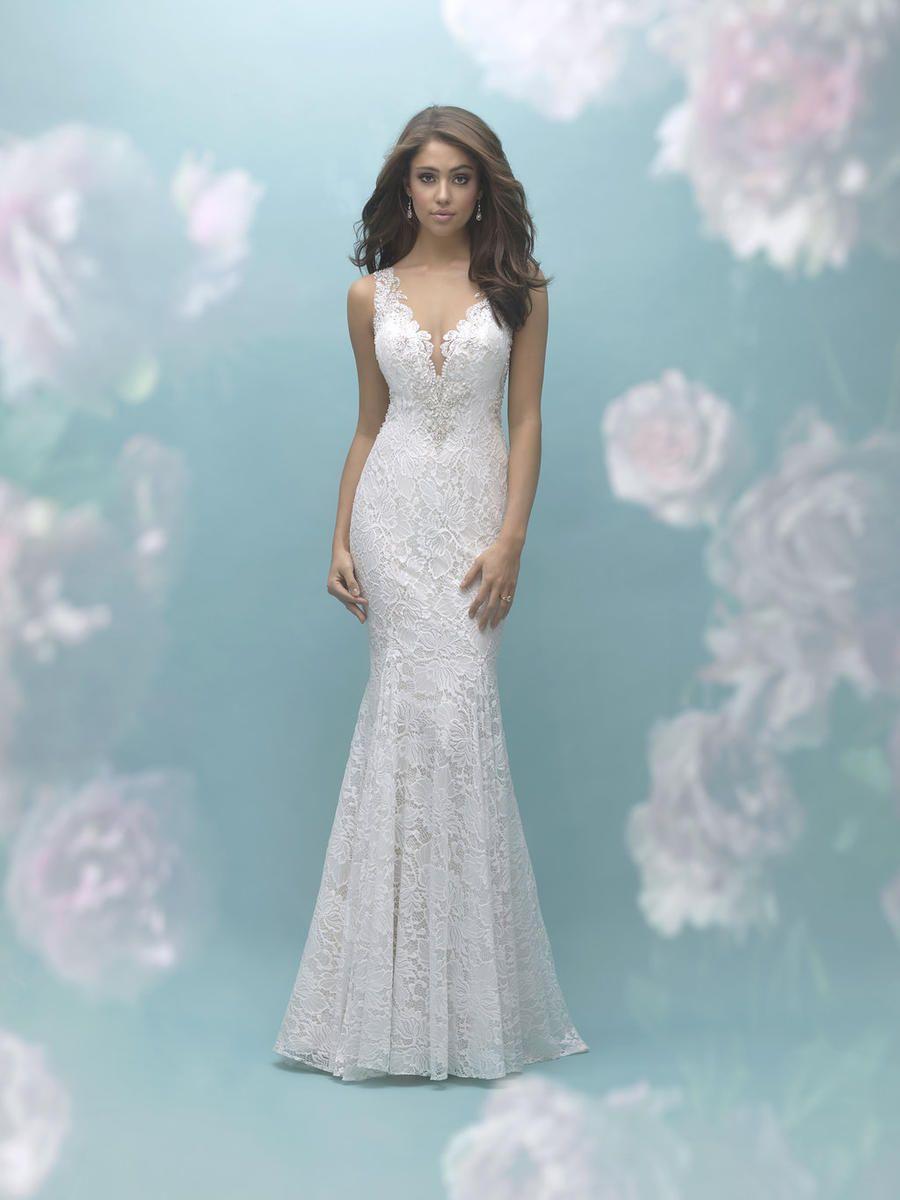 Allure Bridals Dress 9460 | Terry Costa | Wedding Dresses ...
