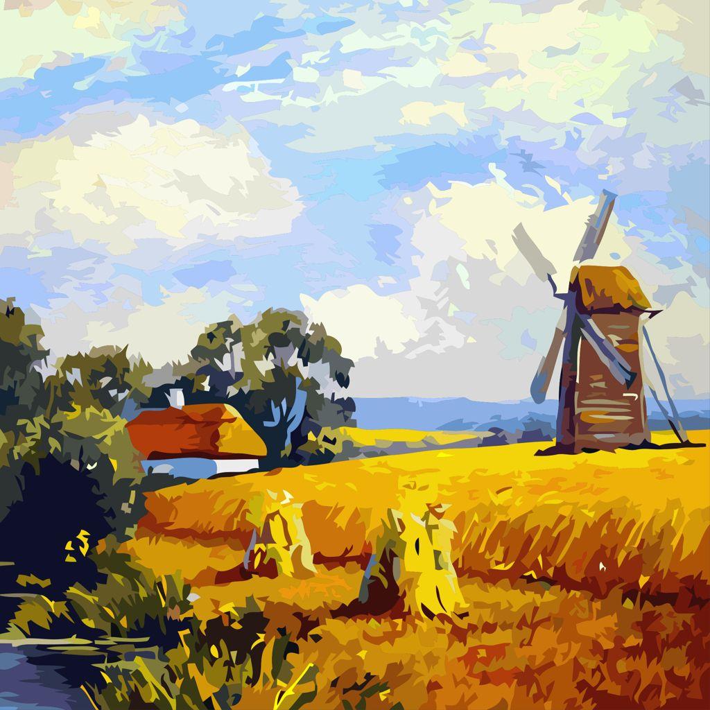 Acabei De Pintar Esta Imagem Na Nova Aplicacao De Pintura