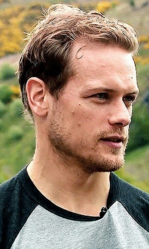 sam heughan | Tumblr | Outlander Obsession ♥️ in 2019