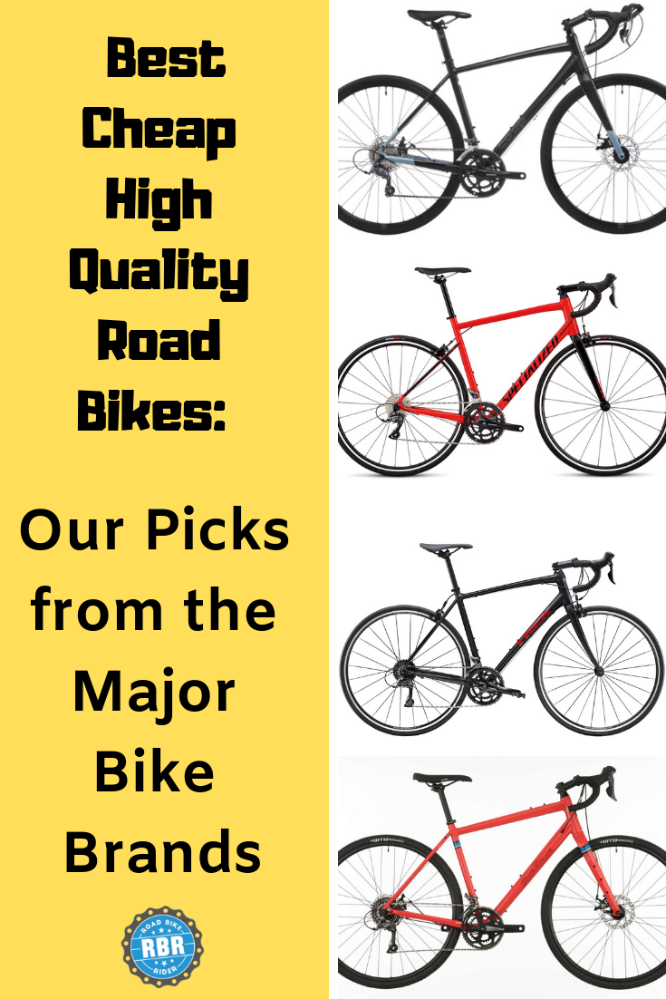 Best Cheap Road Bikes Rbr Editor Picks Cheap Road Bikes Road