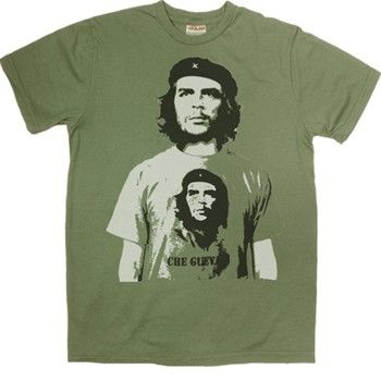 Men s Che Wearing Che T-shirt T-shirt  ba2a20748